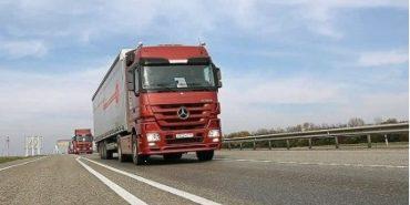 На дорогах України знято обмеження в русі великовагових транспортних засобів