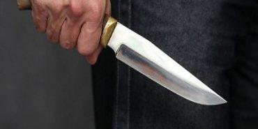 На Франківщині батько завдав ножових поранень синові