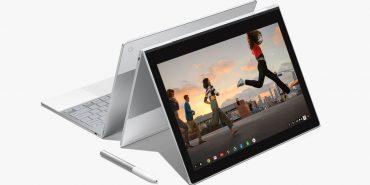 Google презентувала ноутбук-трансформер