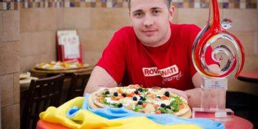 Як вихідець з села на Західній Україні відкрив піцерію у центрі Риму. ФОТО