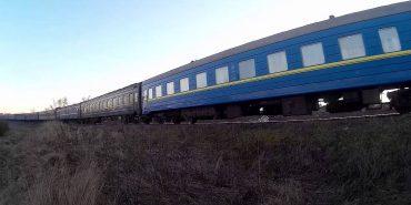 На Прикарпатті потяг травмував чоловіка