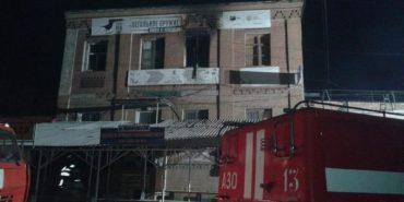 Трагедія у Запоріжжі: у хостелі в пожежі загинуло п'ятеро осіб. ФОТО