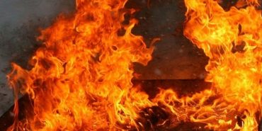 На Коломийщині згорів автомобіль