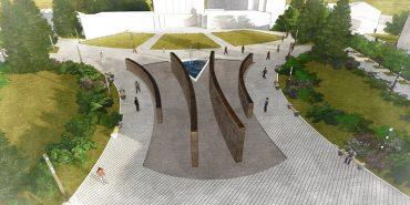 У Коломиї реконструюють площу Скорботи. Як вона виглядатиме