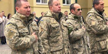 У військовому госпіталі в Коломиї відзначили День захисника України. ВІДЕО