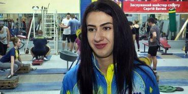 Важкоатлетка з Коломиї повернулася з чемпіонату Європи, де виборола друге місце. ВІДЕО
