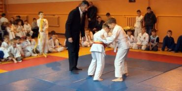 У Коломиї відбувся турнір з дзюдо пам'яті Гаріпова. ВІДЕО