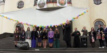 У Коломиї відбувся фінал фестивалю сучасної християнської пісні. ВІДЕО