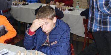 Юний шахіст з Коломиї став срібним призером чемпіонату Львівської області. ФОТО