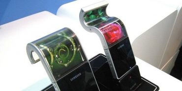 Samsung випустить смартфон, що гнеться