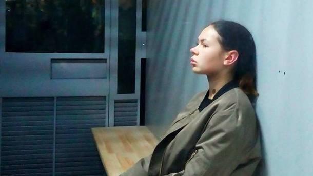 Суд продовжив арешт підозрюваній уДТП вХаркові Зайцевій на2 місяці
