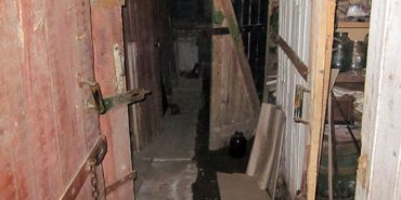 У Коломиї затримали підвальних крадіїв. ФОТО