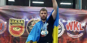 Прикарпатець став чемпіоном світу з кікбоксингу. ФОТО