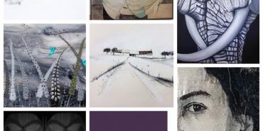 У Великобританії представили твори 5 прикарпатських художників