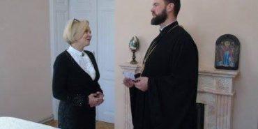"""Уляна Мандрусяк отримала медаль """"За жертовність і любов до України"""". ФОТО"""