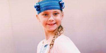 """Коломиянка чуттєво виконала українську пісню на """"Голос. Діти-4"""". ФОТО+ВІДЕО"""