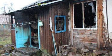 На Західній Україні під час пожежі у власному будинку загинуло двоє маленьких дітей