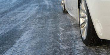 На Прикарпатті перші серйозні заморозки. Водіям дали 4 поради, як уникнути аварій