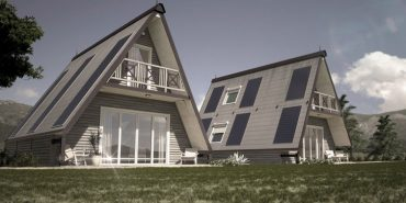 Італійський архітектор створив будинок, який можна зібрати за 6 годин. ВІДЕО