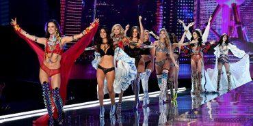 Білизна з діамантами та падіння моделі на подіумі: у Шанхаї відбувся грандіозний показ Victoria's Secret. ФОТО+ВІДЕО