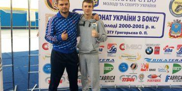 Боксер з Коломиї привіз бронзу з всеукраїнського чемпіонату. ВІДЕО