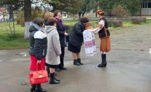 Коломийщину відвідала делегація працівників культури Луганської області. ФОТО
