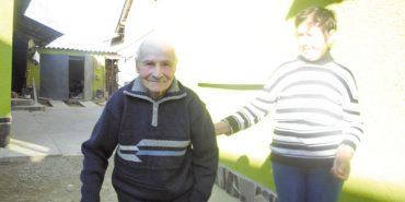 Найстаршому українцеві виповнилося 113 років. ФОТО