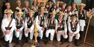 Танцювальний ансамбль з Коломиї привіз перемогу з Всеукраїнського фестивалю. ВІДЕО