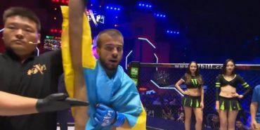 Чемпіон світу із змішаних бойових мистецтв з Коломиї Тарас Грицьків про свій шлях до успіху. ФОТО