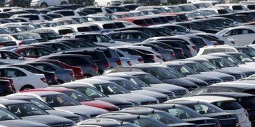 Прикарпатці ввезли майже сім тисяч вживаних автомобілів