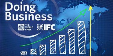 Україна піднялася на чотири пункти у рейтингу Doing Business-2018