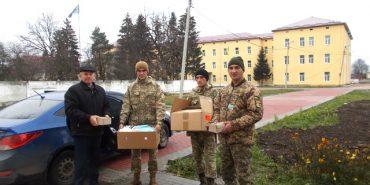 10 гірсько-штурмова бригада, що дислокується у Коломиї, отримала доброчинну допомогу на понад 10 тис. грн. ФОТО