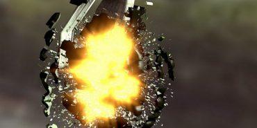 На Франківщині біля торгового центру стався вибух – постраждав чоловік