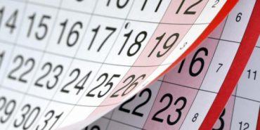 Кабмін затвердив перенесення робочих днів у 2018-му
