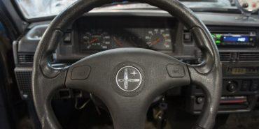 На Франківщині за кермом автомобіля помер чоловік