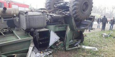 У ДТП в Запоріжжі загинув військовий з коломийської частини, – ЗМІ