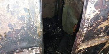 Поліція спіймала зловмисника, який підпалював ліфти на Франківщині