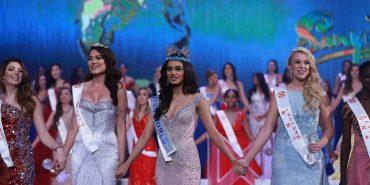 """У конкурсі """"Міс Світу-2017"""" перемогла красуня з Індії. ФОТО"""