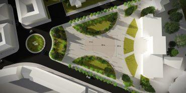 У Коломиї оголосили конкурс на кращу проектну пропозицію меморіалу на площі Героїв