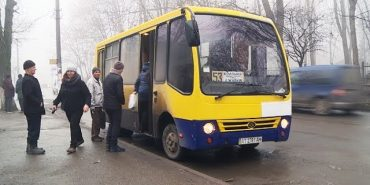 Пасажири скаржаться на нову ціну проїзду та на водія автобуса Коломия – Турка. ВІДЕО
