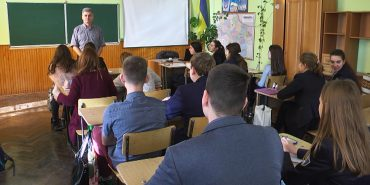 У школах Коломиї провели уроки тверезості. ВІДЕО