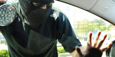 На Коломийщині затримали автомобільного злодія