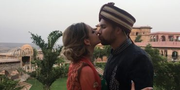 """Коломияни взяли участь у шоу """"Кохання на виживання"""" у спекотній Індії. ФОТО+ВІДЕО"""