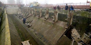 У Коломиї проводять реконструкцію очисних споруд. ФОТО
