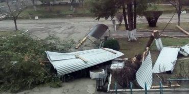 Негода завдала Прикарпаттю щонайменше 5 млн грн збитків. ВІДЕО