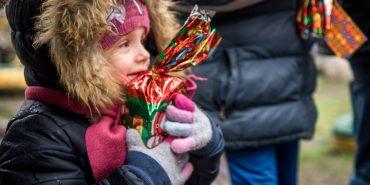 Депутат Коломийської міськради Ігор Ільчишин привітав дітей з округу з Днем св. Миколая