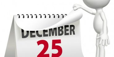 Вже цього року 25 грудня буде вихідним днем