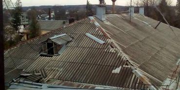 На Косівщині через негоду 20 сіл залишилося без світла. ФОТО