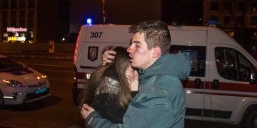 У столиці співробітники піцерії побили своїх відвідувачів. ФОТО