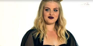 """22-річна модель з Прикарпаття увійшла до п'ятірки найкращих учасниць шоу """"Модель XL"""". ВІДЕО"""